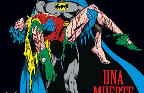DC Deluxe – Batman: Una muerte en la familia