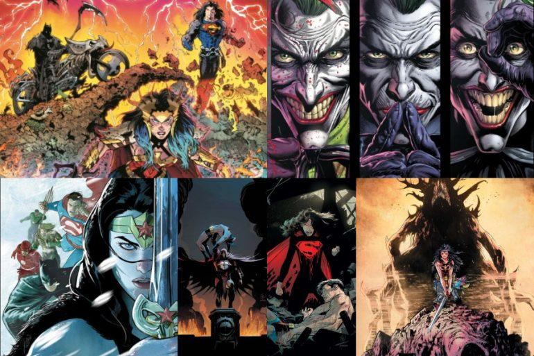 ¡Éstos son algunos lanzamientos que SMASH y DC Comics México tienen en 2021!