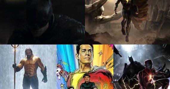 DC Comics podría estrenar cuatro películas al año desde 2022