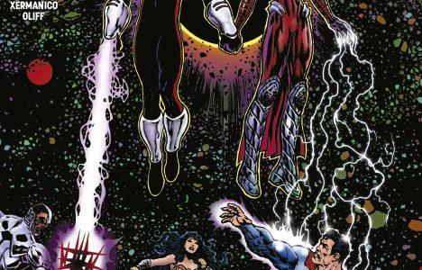 DC Semanal: Green Lantern: Black Stars #2