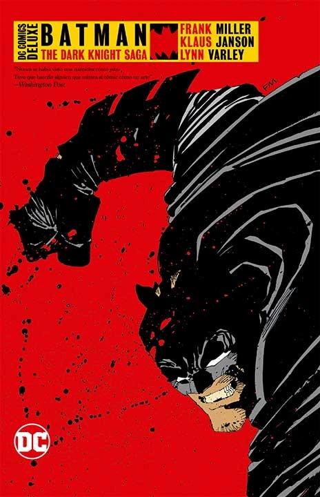 Batman: The Dark Knigth Saga