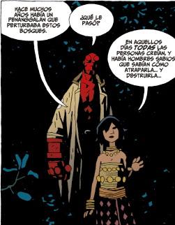 Hellboy: La bruja trol y otras historias – reseña y crítica