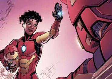 El legado de Tony Stark lo continuará la serie de Ironheart