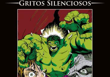 La Colección Definitiva de Novelas Gráficas de Marvel – El Increíble Hulk: Gritos Silenciosos