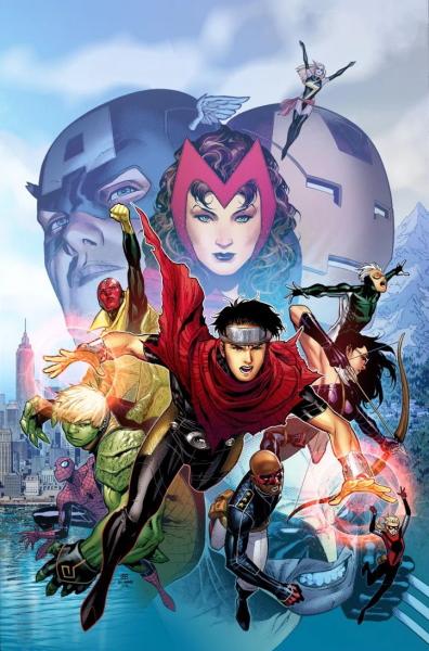 En 2021 SMASH y Marvel Comics México traerán historias que complementarán tu experiencia en cine y TV, y te llevarán hazañas clásicas
