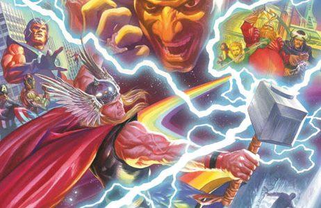 Marvel-Verse Thor