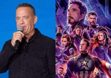 El MCU ayudará a salvar a los cines, asegura Tom Hanks