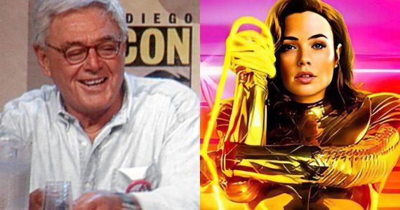 Richard Donner, director de Superman, elogia Wonder Woman 1984