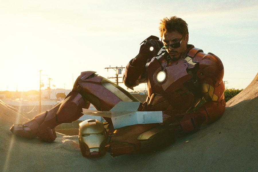 """Hice todo lo que pude con Iron Man"": Robert Downey Jr"