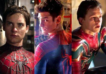 Spider-Man 3: ¡Maguire, Garfield y Holland se unen! En un genial fanart