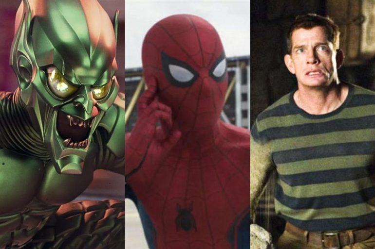 Green Goblin y Sandman en charlas para unirse a Spider-Man 3
