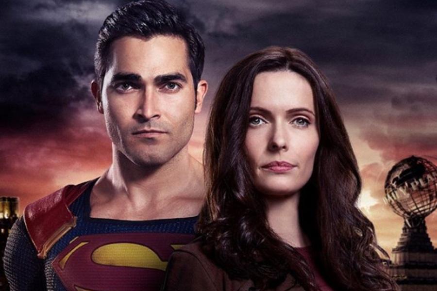Así luce el traje del Hombre de Acero en Superman and Lois