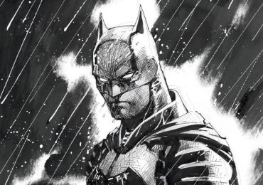 Jim Lee comparte nuevo arte conceptual de The Batman