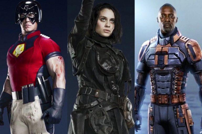 The Suicide Squad presenta nuevas imágenes de los integrantes de su equipo