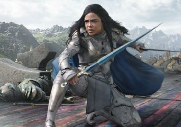 """Thor: Love and Thunder es divertida y conmovedora"": Tessa Thompson"