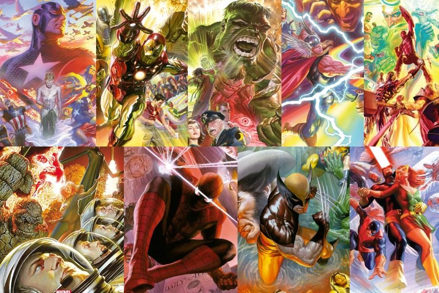Top 10: Lo mejor que Marvel Comics México te trajo en 2020