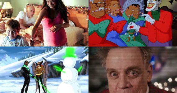Top 5: Los mejores episodios navideños de DC Comics
