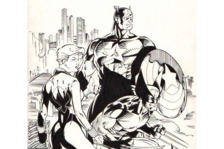 Portada clásica de X-Men hecha por Jim Lee alcanza precio de locura