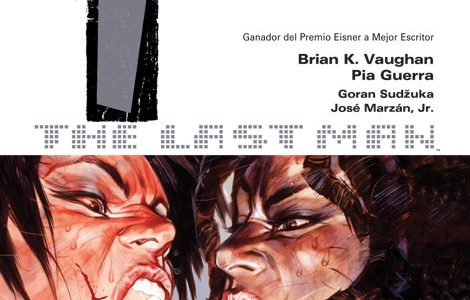 DC Black Label Novela Gráfica – Y: The Last Man Libro 9 Madre Patria