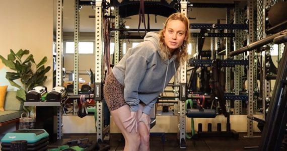 Captain Marvel 2: Brie Larson comienza su entrenamiento para la película