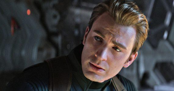 Chris Evans en pláticas para regresar como el Capitán América