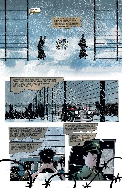 El Holocausto según los mutantes