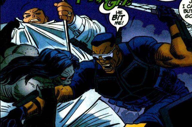 Jared Leto: es posible un crossover de Morbius y el Blade del MCU