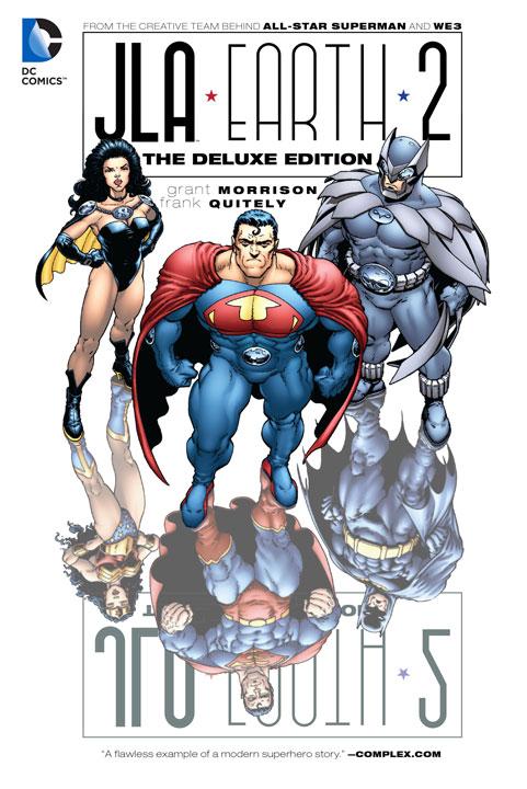 Lo que viene para DC Comics México en febrero de 2021