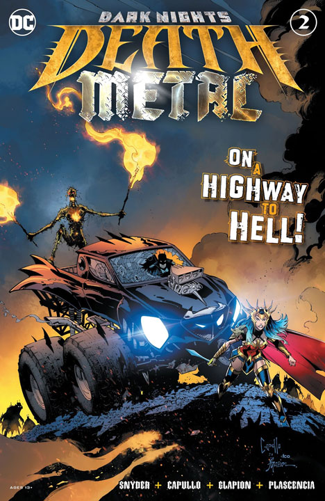 Lo que viene para DC Comics México en marzo de 2021