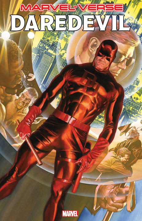Marvel Verse - Daredevil
