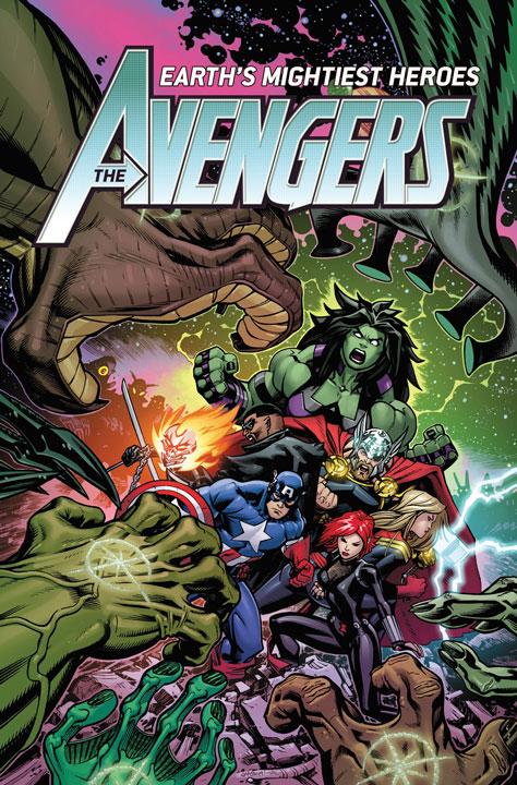 Novedades editoriales de Marvel Comics México en marzo de 2021