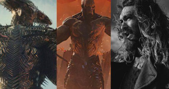 Nuevas imágenes de Darkseid, Steppenwolf y Aquaman en Justice League
