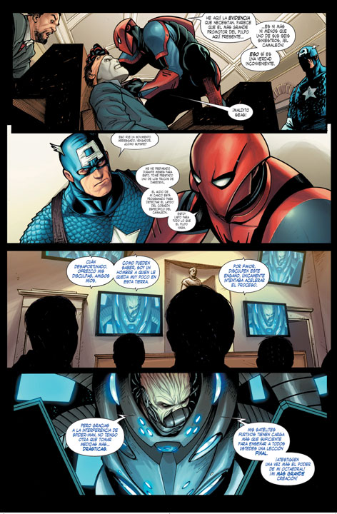 ¿Sabías que el presidente Joe Biden tuvo un cameo en Amazing Spider-Man?
