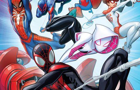 Marvel Básicos – Spider-Verse: Spider-Zero