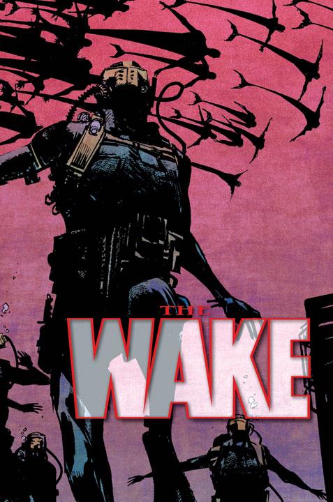 The Wake de Scott Snyder y Sean Murphy: para el fan de DC