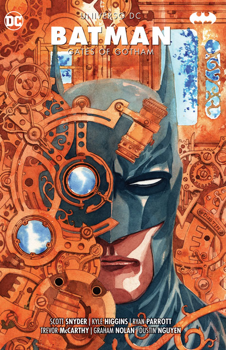 Universo DC – Batman: Gates of Gotham