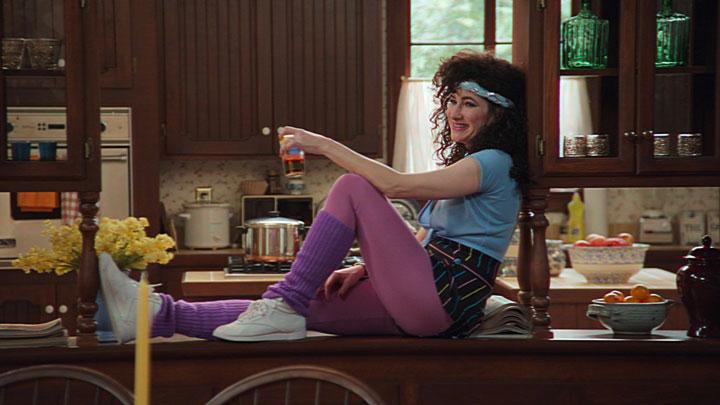 Kathryn Hahn como Agnes en WandaVision