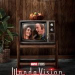 Posters de TV con Scarlet Witch y Vision