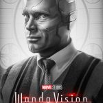 Póster de Paul Bettany como The Vision