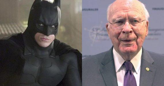 Patrick Leahy, el Senador aliado de Batman en el cine