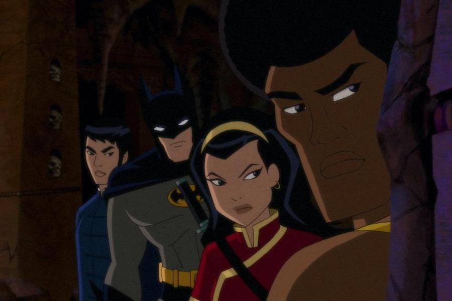 El peligro acecha en nuevo clip de Batman: Soul of the Dragon