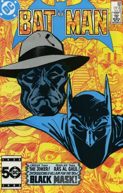 Black Mask se une a la galería de villanos de Batwoman