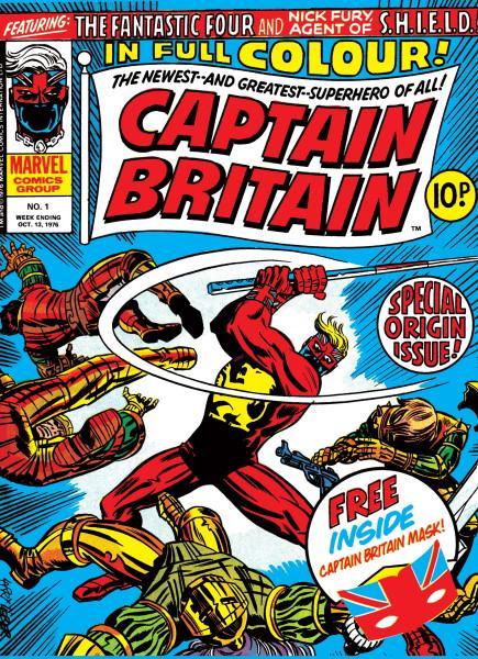 Henry Cavill podría convertirse en Captain Britain