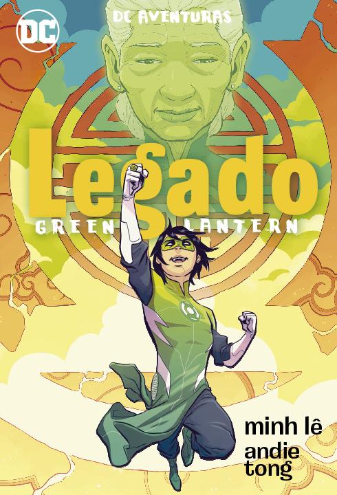 DC Aventuras - Green Lantern: Legado