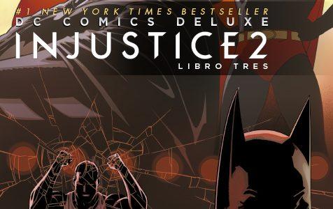 DC Comics Deluxe – Injustice 2 Libro Tres
