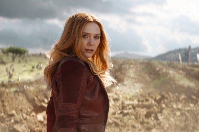 Elizabeth Olsen revela porqué le gusta más Avengers: Infinity War