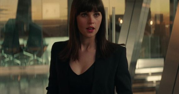 Felicity Jones no descarta volver a interpretar a Black Cat