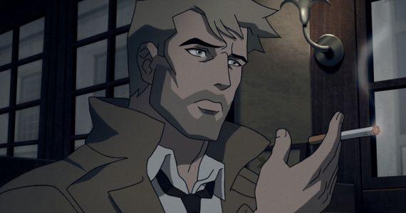 Constantine y otros cortos animados de DC Showcase que llegarán en 2021-2022