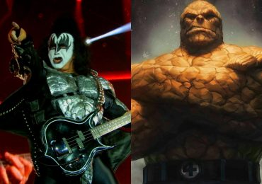 ¿De Kiss a Marvel? Gene Simmons quiso interpretar a The Thing en el cine