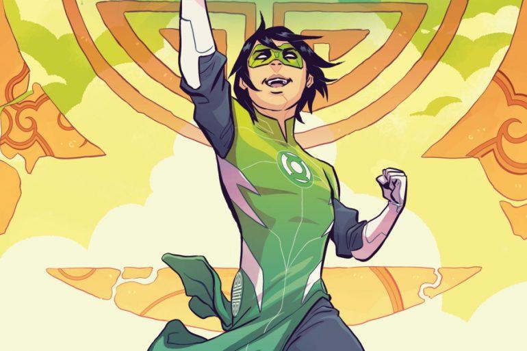Green Lantern: Legado nos recuerda que el heroísmo está cerca de casa